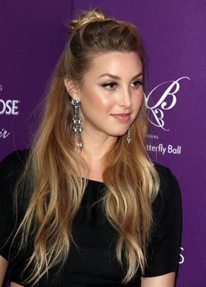 Whitney Port - 11th Annual Chrysalis Butterfly Ball in Los Angeles, California, USA - June 9, 2012