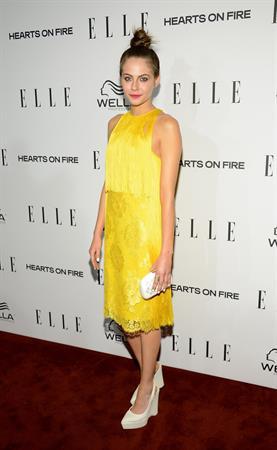 Willa Holland ELLE's Women In Television Celebration, Jan 25, 2013