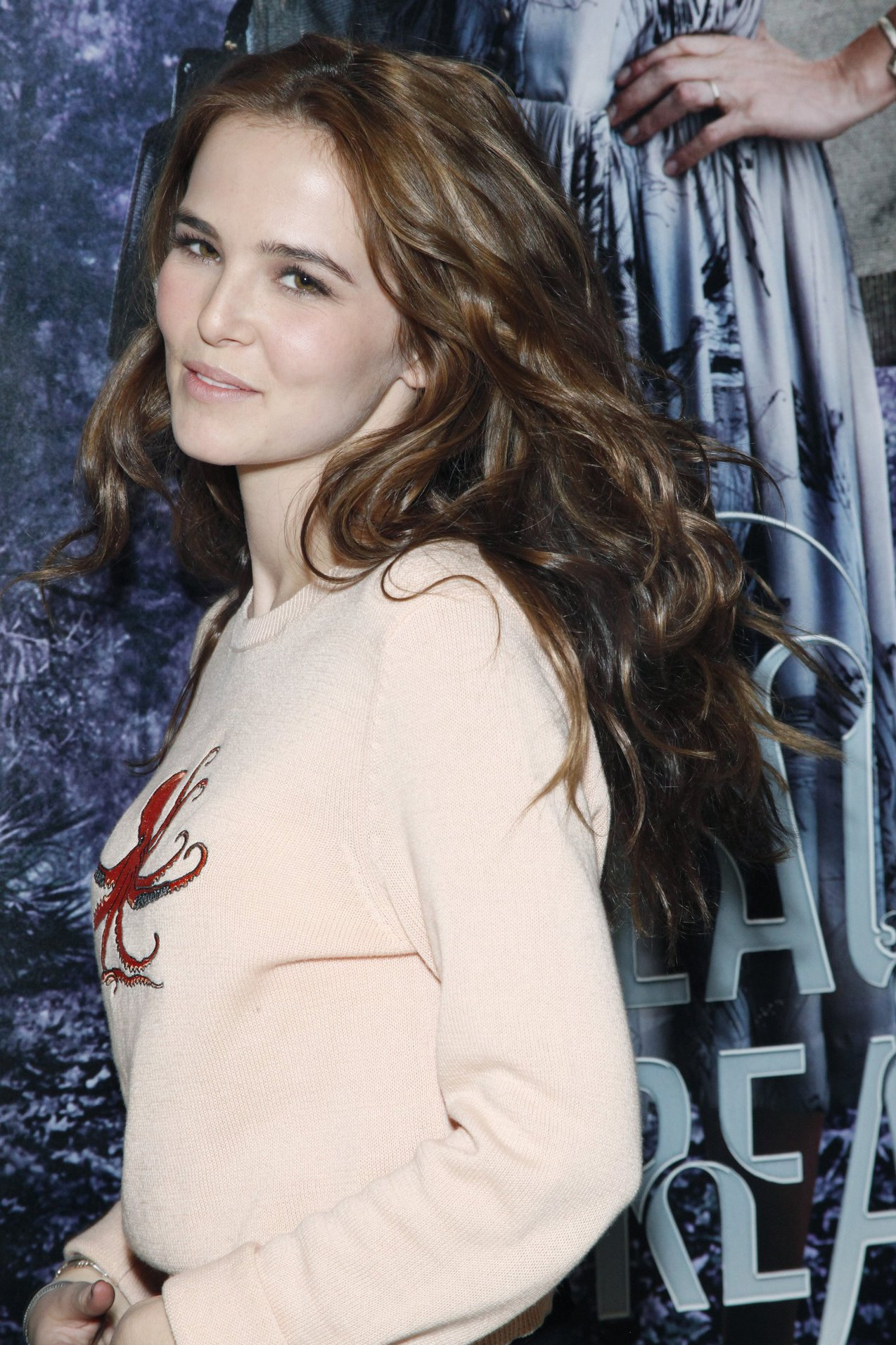 Zoey Deutch Meet-and-greet at Macy's in Cherry Hill, New Jersey (January 22, 2013)