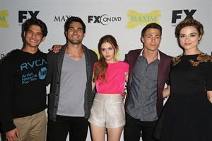 Holland Roden - Maxim, FX, and Fox Home Entertainment Comic-Con party in San Diego (July 13, 2012)