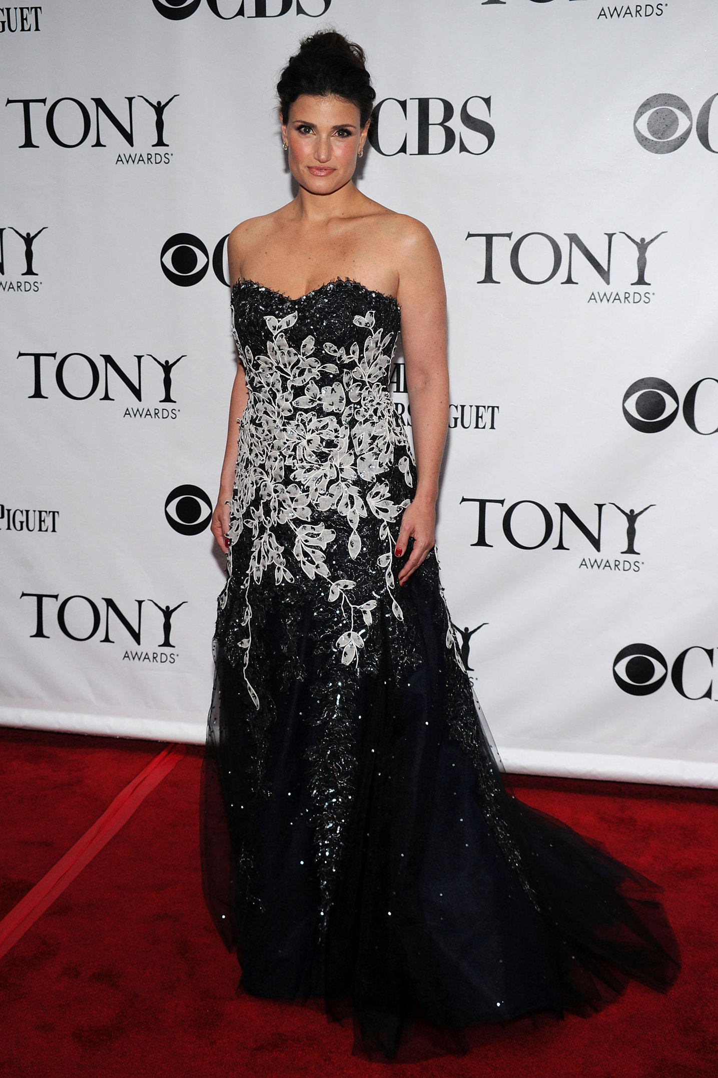 Idina Menzel 64th Annual Tony Awards June 13, 2010