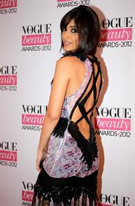Ileana D'Cruz Vogue India Beauty Awards in Mumbai on August 1, 2012