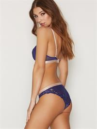 Lorena Rae in lingerie