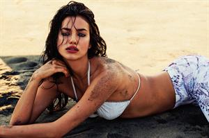 Irina Shayk - Agua Bendita's 2013 collection