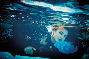 Irina Shayk - Agua Bendita's 2013 collection