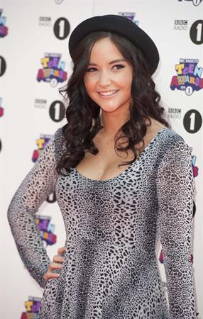 Jacqueline Jossa BBC Radio 1 Teen Awards in London 10/7/12