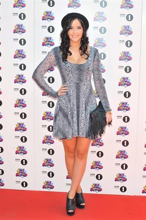Jacqueline Jossa BBC Radio 1 Teen Awards in London 10/7/12