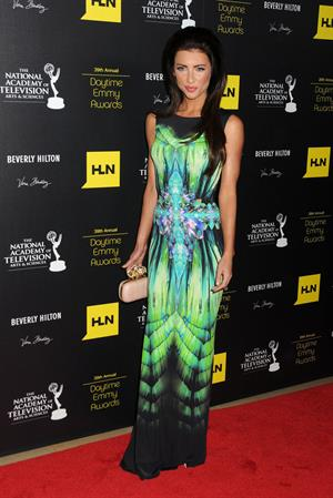 Jacqueline MacInnes Wood - 39th Annual Daytime Emmy Awards in Beverly Hills (June 23, 2012)