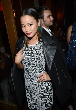 Jamie Chung Audi Golden Globe 2013 Kick Off Cocktail Party in Los Angeles, January 6, 2013