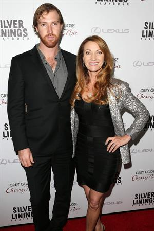 Jane Seymour ''Silver Linings Playbook'' Screening at The Academy of Motion Pictures Arts & Sciences