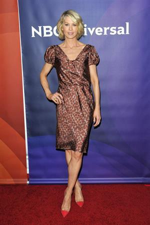 Jenna Elfman Jenna Elfman poses at the 2013 NBC Universal TCA Winter Press Tour January 6, 2013