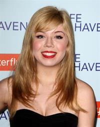 Jennette Mccurdy Safe Haven premiere in Hollywood 2/5/13