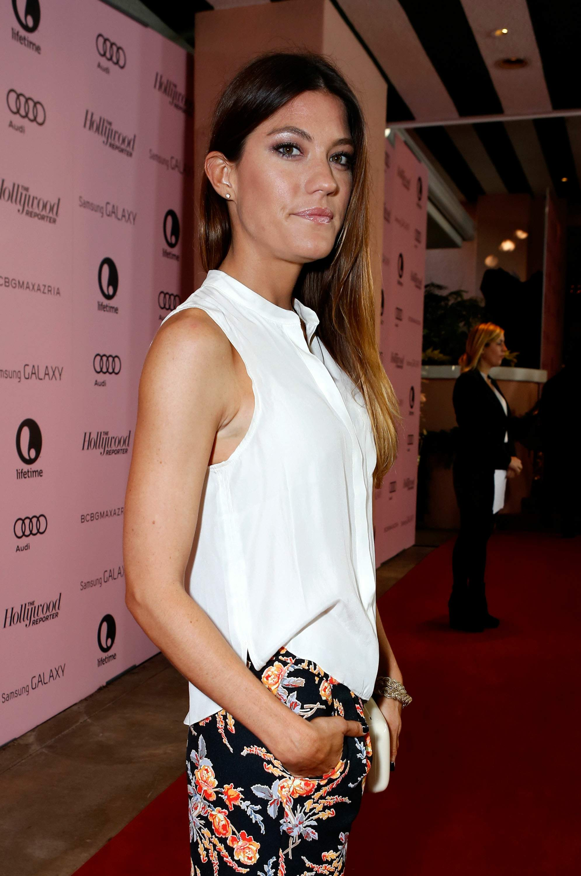 Jennifer Carpenter The Hollywood Reporter's 'Power 100: Women In Entertainment' Breakfast December 5-2012