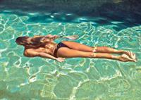 Sage Erickson in a bikini - ass