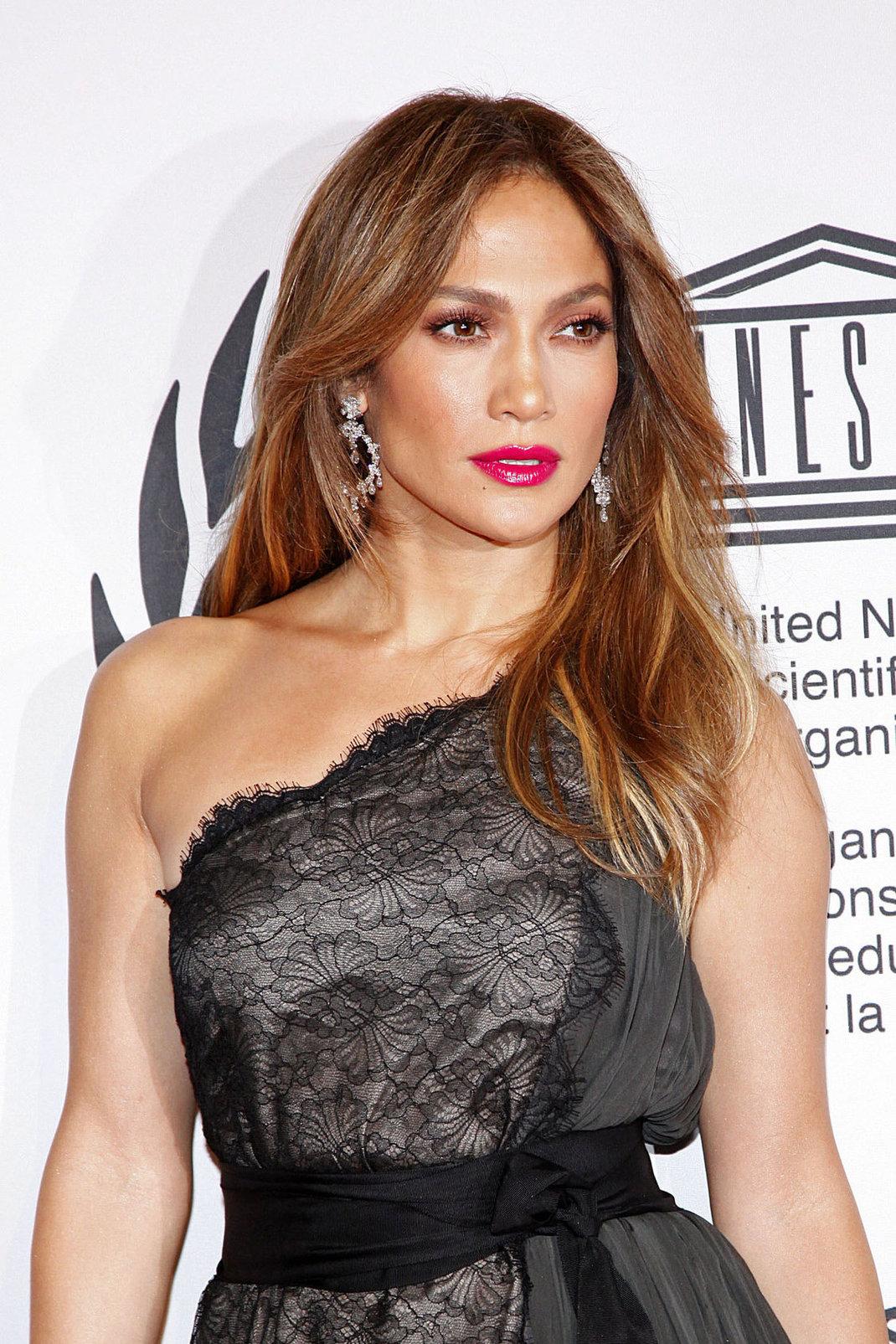 Jennifer Lopez UNESCO Charity Gala 2012 at the Maritim Hotel in Berlin, Germany on October 27, 2012