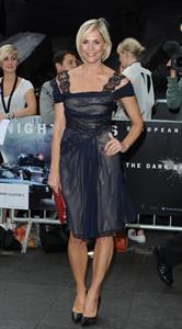 Jenni Falconer - 'The Dark Knight Rises', London - July 18, 2012