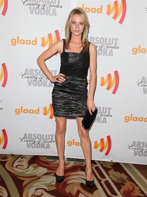 Jessalyn Gilsig @ 21st Annual GLAAD Media Awards 17/04/10