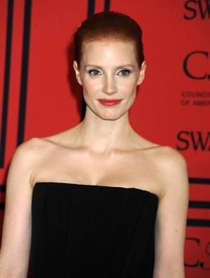 Jessica Chastain 2013 CFDA Fashion Awards in New York - June 3, 2013
