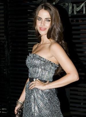 Jessica Lowndes Prime KO restaurant in New York City On September 15, 2010