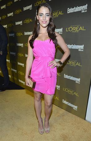 Jessica Lowndes  Entertainment Weekly Pre-Emmy Party Presented By L'Oreal Paris in Hollywood - September 21, 2012