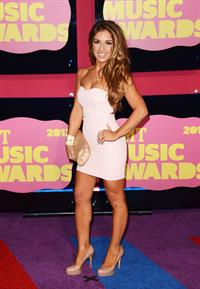 Jessie James - 2012 CMT Music Awards in Nashville (June 6, 2012)