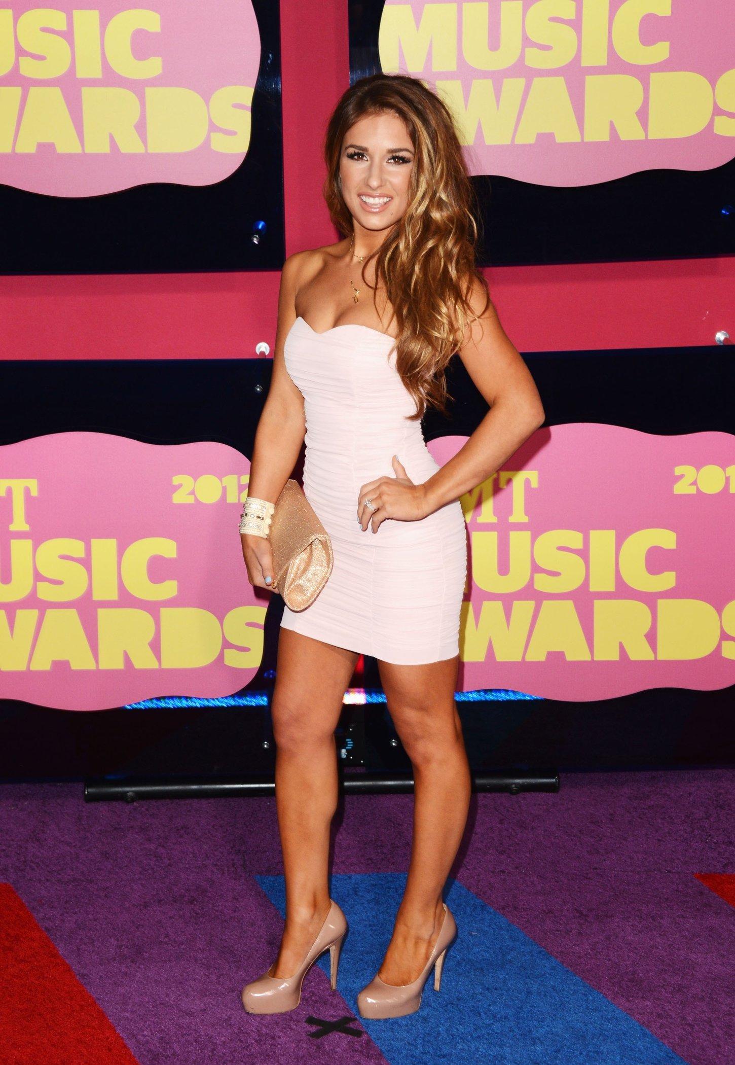 Jessie James - 2012 CMT Music Awards in Nashville (June 6, 2012)