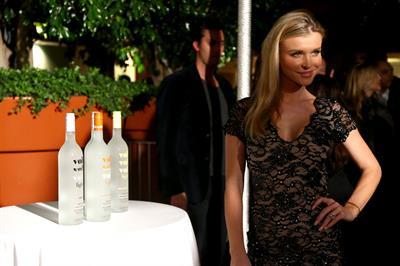 Joanna Krupa – Voli Light Vodka Holiday Party 12/6/12