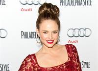 Josie Maran Philadelphia Style magazine holiday issue party - 12/11/12