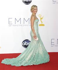 Julianne Hough - 64th annual Primetime Emmys Awards - Nokia Theatre, LA - September 23, 2012