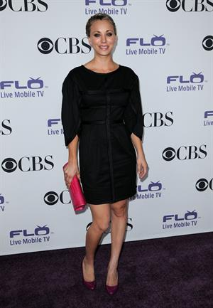 Kaley Cuoco CBS comedies season premiere party in Los Angeles