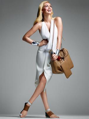 Kate Upton Steven Meisel Photoshoot for Vogue 7