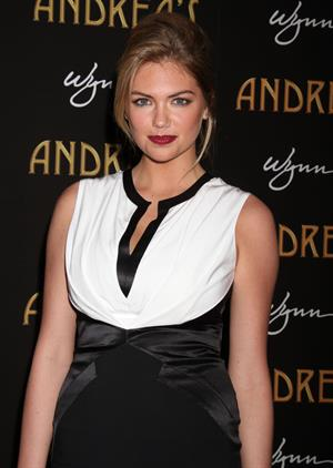 Kate Upton Andrea's Grand Opening at Wynn in Las Vegas on January 16, 2013