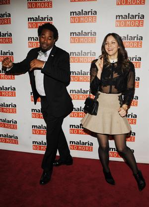 Katharine McPhee 2012 Malaria No More International Honors in New York - November 8, 2012