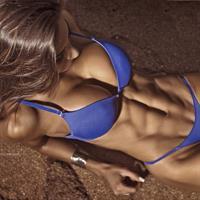 Carol Saraiva in a bikini