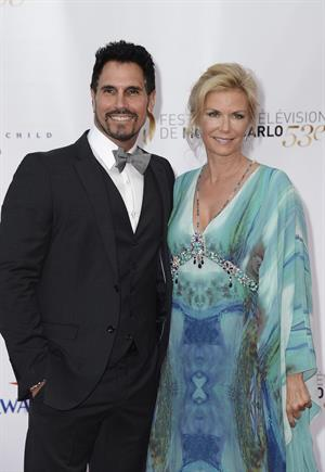 Katherine Kelly Lang 53rd Monte Carlo TV Festival - Opening Ceremony