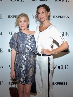 Kathleen Robertson Express And Vogue Celebrate  The Scenemakers  (Sep 27, 2012)