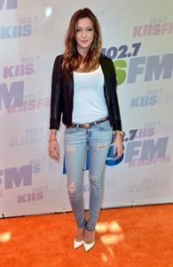 Katie Cassidy 102.7 KIIS FM's Wango Tango 2013, May 11, 2013