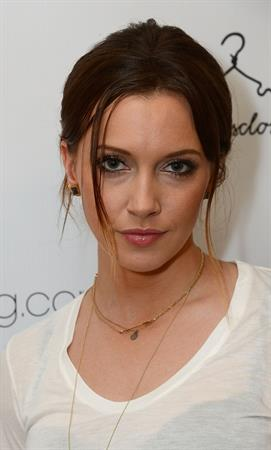 Katie Cassidy - RevolveClothing.com And Karla Deras Celebrate The Launch Of Roman Luxe, June 13, 2012
