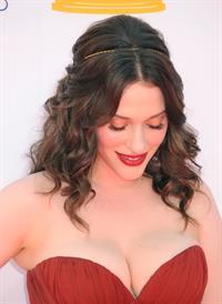 Kat Dennings - 64th Primetime Emmys Nokia Theatre LA Sept 23, 2012