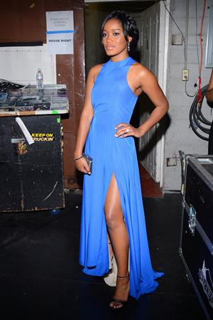 Keke Palmer - NAACP (01.02.2013) - 44th NAACP Image Awards at The Shrine Auditorium in Los Angeles