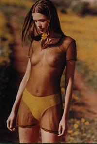 Petra Němcová - breasts