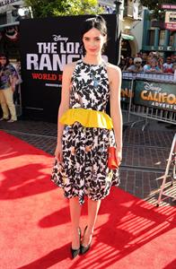 Krysten Ritter Disney's  The Lone Ranger  - World Premiere, June 22, 2013