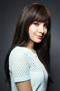 Ksenia Solo Poses for portraits in New York City - Apr. 9, 2013
