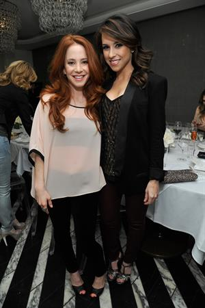 Lacey Chabert Step Up Women's Network celebrates 'A Stepped Up Affair' in Los Angeles 10/24/12