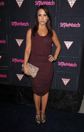 Lacey Chabert People StyleWatch Hollywood Denim Party in Santa Monica - September 20,2012