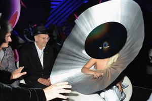 Lady Gaga - 2011 MTV European Music Awards 11/6/11