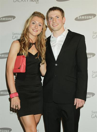 Laura Trott - Samsung VIP Party, London - August 15, 2012