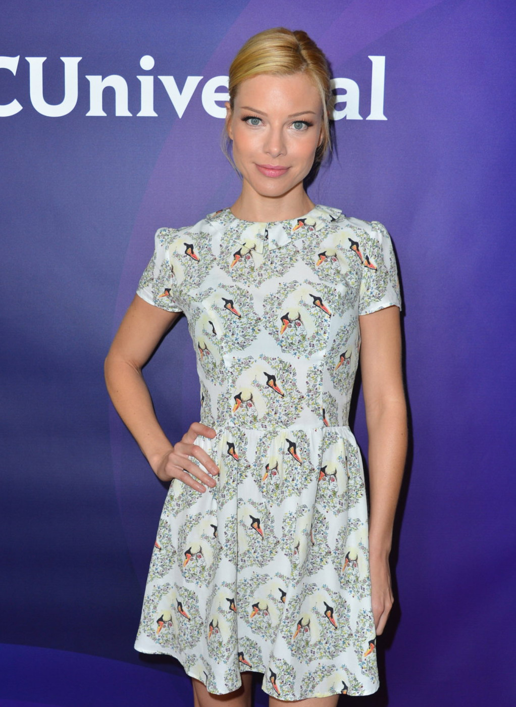 Lauren German - 2012 NBC TCA Summer Press Tour 7/24/12