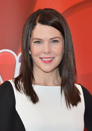Lauren Graham 2013 NBC Upfront Presentation Red Carpet Event, May 13, 2013