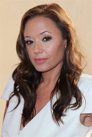 Leah Remini - Disney Media Networks 2012 International Upfronts in Burbank (May 20, 2012)